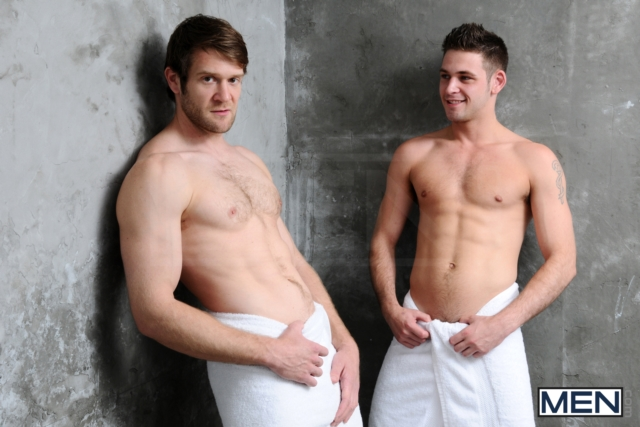 Colby Keller and Duncan Black