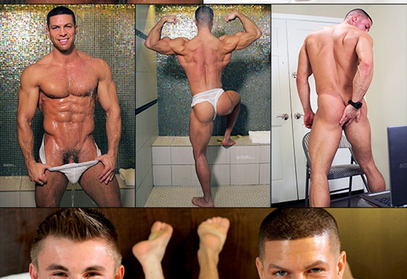 Is Sean Costin of GayHoopla our hottest guy in 2015?