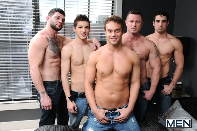 Johnny Rapid and Rocco Reed