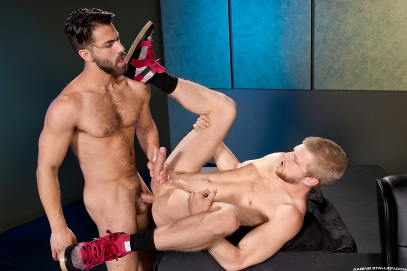 Logan Stevens and Adam Ramzi