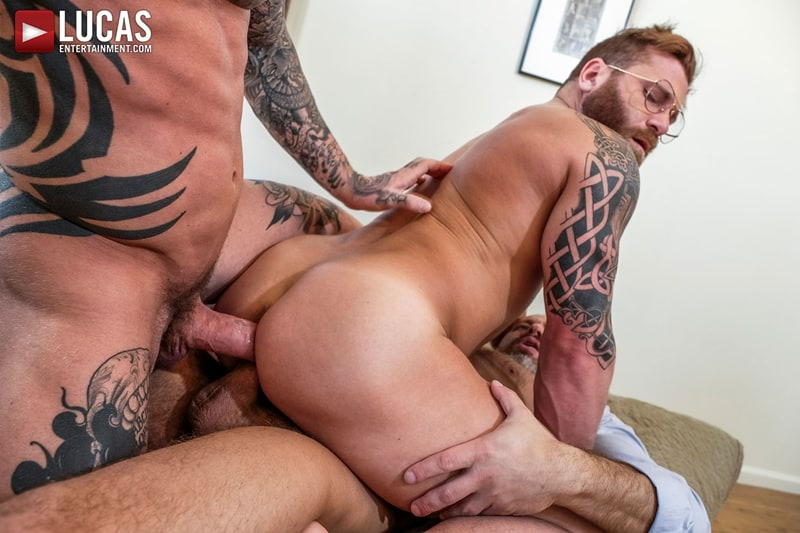 Riley-Mitchel-services-his-bosses-Dylan-James-and-Dirk-Caber-LucasEntertainment-021-Gay-Porn-Pics